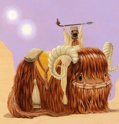 SINGLE FILE, Cuddly Rigor Mortis - Star Wars Tribute Exhibition to the Classics, Nucleus Art Gallery