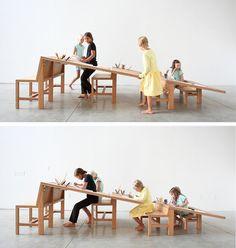 Growth Table by TimDurfee & Iris Anna Regn