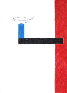 www.mariuszkruk.pl, mariusz kruk, drawing on paper