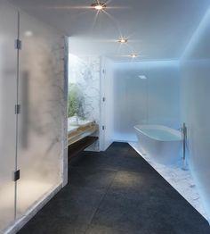 moderne Badezimmer von TARE arquitectos