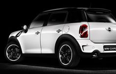 Mini Countryman - would love one of these!