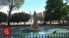 GRANADA | CENTRO | Plaza del Humilladero. Estatua a Félix Rodríguez de la Fuente. 5/5