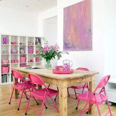 Combinação de #cores harmônicas na #sala. Saiba mais sobre elas aqui
