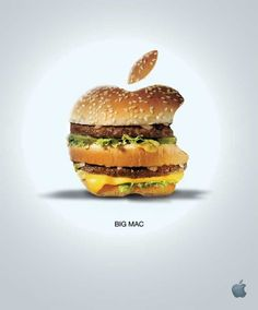 Big Mac por Mohammed Marwan
