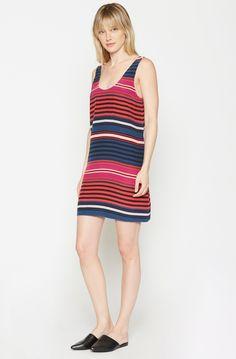 Dawna B Silk Dress