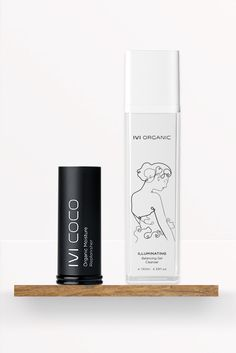 Percept - Ivi Organic #packaging #design #diseño #empaques #дизайна #упаковок #embalagens #emballage #worldpackagingdesign worldpackagingdesign.com