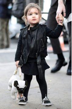 O Urban Wear invadiu a moda infantil!