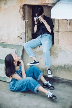 Cute Couple Poses, Couple Posing, Couple Shoot, Pre Wedding Poses, Pre Wedding Photoshoot, Best Photo Poses, Korean Couple, Ulzzang Couple, Couple Photography Poses