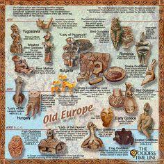 Goddess Timeline, Old Europe