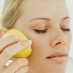 Most people know that a diet high in vitamin C can produce a better complexion. For these benefits people eat oranges and other citrus fruits but most don't know that there are benefits of applying these foods topically. Applying citrus to clean skin can tighten pores, remove dead skin cells and even act as a toner when used at the end of a skincare routine!