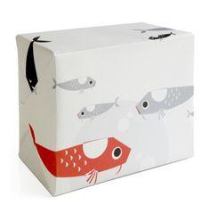 Happy Paper | Cadeaupapier Koi set van 2