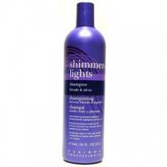 Clairol Professional Shimmer Lights Shampoo by Clairol, http://www.amazon.com/dp/B000TBVGBM/ref=cm_sw_r_pi_dp_1JrYrb0411RW8