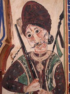 Mandawa | wall painting