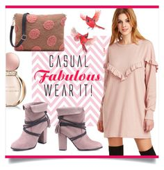 """Casual"" by mahafromkailash ❤ liked on Polyvore featuring Bulgari and WithChic"
