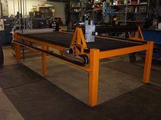 DIY CNC Plasma Table