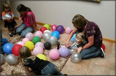 Birthday games for toddlers and family Birthday Games For Kids, Toddler Party Games, Cars Birthday Parties, Birthday Balloons, Games For Autistic Children, Games For Toddlers, Autism Activities, Party Themes, Party Ideas