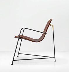 Wang Lounge Chair by MUNKII Singapore.
