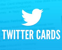How to Easily Add Twitter Cards in Blogger