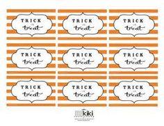 Free Printable Halloween Tags   The Lili-Kiki Card Shop