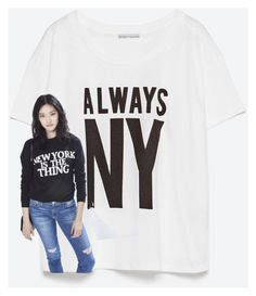 """""""NYC"""" by thepetagayefiles on Polyvore featuring Zara and Rebecca Minkoff"""