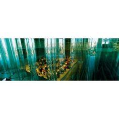Musicians at a concert hall Casa Da Musica Porto Portugal Canvas Art - Panoramic Images (36 x 13)