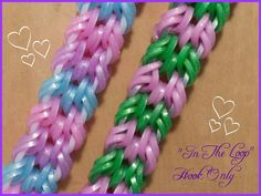 "New ""In The Loop"" Hook Only Bracelet/How To Tutorial"