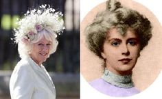 Two royal mistresses from the same family. Alice never got her married man, but her great-granddaughter Camilla carried on a long affair with the married Prince Charles.  They eventually married after his divorce from, and the death of, Princess Diana.