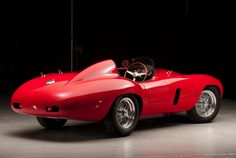 Nice ass. 1955 Ferrari 750 Monza Scaglietti Spider
