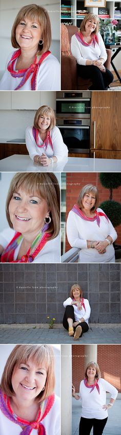 Women's Professional Headshots - by Danielle Lynn Photography in Ottawa, Ontario Canada.