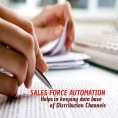 #Sales #Force #Automation Helps in keeping data base of Distribution Channels. For Free Demo - www.pepupsales.com