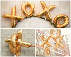 About the Product: -40 Tall - XXL size! -Gold or Silver foil color Balloons (Choose at checkout) -If you want them to float, Helium is necessary.
