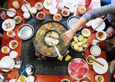 土雞豆腐鍋
