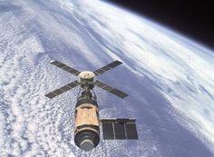 40 años de Skylab, la primera estación espacial de la NASA