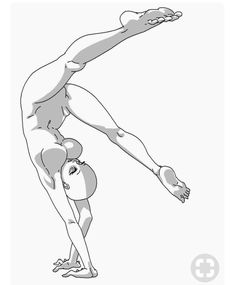 Anime Base Poses Kicking Base by ReiMonosashi referencias para Body Drawing, Anatomy Drawing, Drawing Base, Manga Drawing, Figure Drawing, Drawing Reference, Female Drawing, Manga Posen, Body Sketches