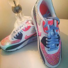 Bling Nike Air Max Nike Shoes Cheap 66f1ff46c2