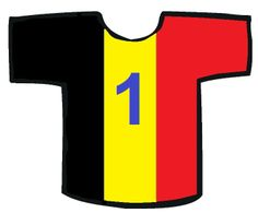 België rugnummer 1