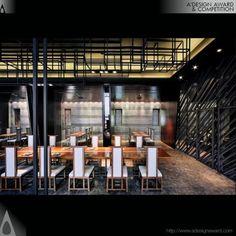Haneda Japanese Restaurant-Restaurant by Kris Lin - Fashion Design News