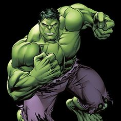 My friend's kid explained The Hulk to me. She said he's a big green monster and when he needs to get things done, he turns into a scientist.