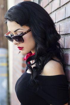 More about rockabilly, vintage, retro fashion, visit www.vintageislove.com <3 <3