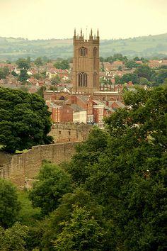 LUDLOW by chris .p, Shropshire - uk