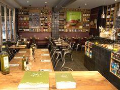 Restaurant Concept, Blog Deco, Conference Room, Table, Design, Home Decor, Decoration Home, Room Decor