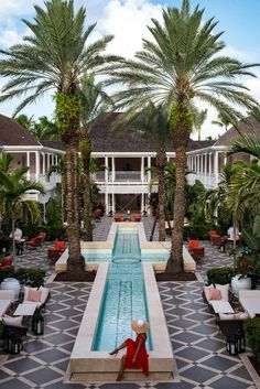 This One&Only Ocean Club resort review has everything you need to know about this luxury hotel on Paradise Island in the Bahamas.
