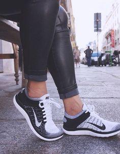 Women's Nike Free 4 Flyknit Calves