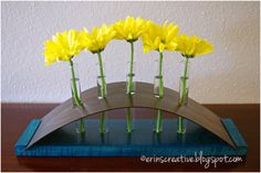 Top 10 Artful DIY Test Tube Vases