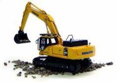 Komatxu PC400 PC450 Digger Retro Excavadora Manual De Mecanica y Reparacion
