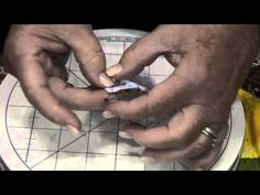 Hand piecing Quilt Blocks with Pat Yamin