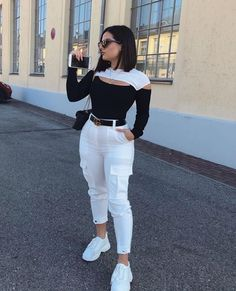 Cute Casual Outfits, Comfortable Outfits, Stylish Outfits, Teen Fashion Outfits, Look Fashion, Womens Fashion, Dot Dress, My Outfit, Winter Outfits
