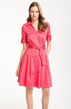 Ivanka Trump 'Tina' Shirtdress