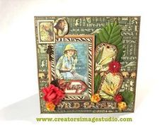 Create adorable cards with Graphic 45. Find lots of inspiration today at Scrapbook.com.