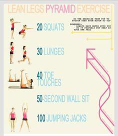 Get Lean Sexy Legs #Health #Fitness #Trusper #Tip
